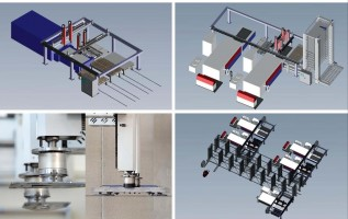Automated laser manufacturing